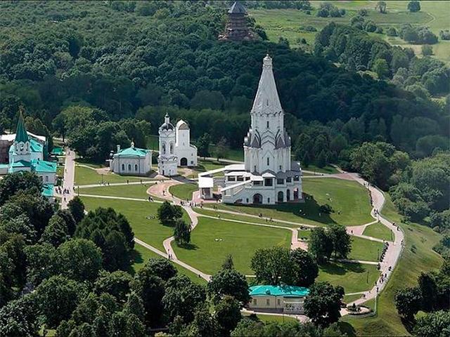 Архитектурный музей-заповедник Коломенское