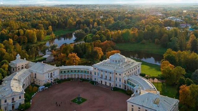 Музей-заповедник в Павловске