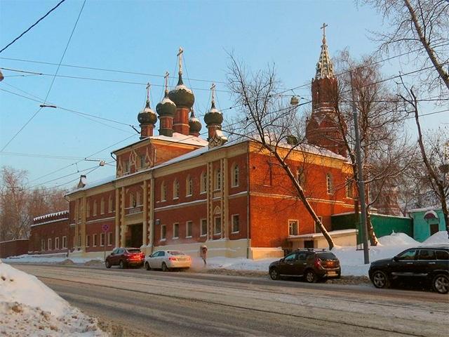 Преображенское - исторический район Москвы