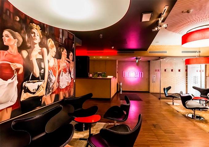 Отель Bohem Art Hotel4*
