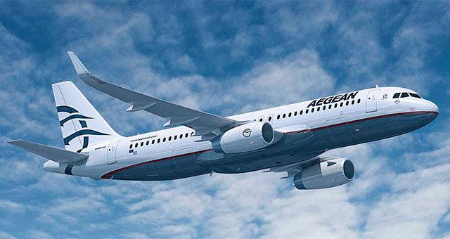 Авиакомпания Aegean Airlines - официальный сайт, регистрация рейс