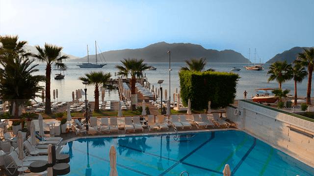 Отель Cettia Beach Resort4*