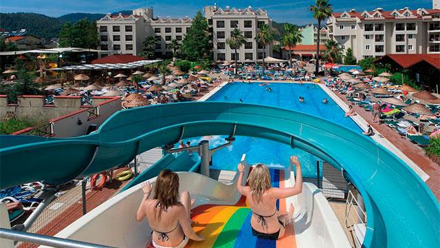 Отель Julian Club Hotel4*