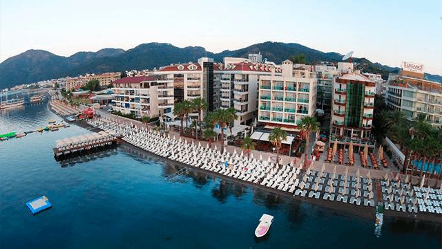 Отель Poseidon Hotel - Scene Concept 4*
