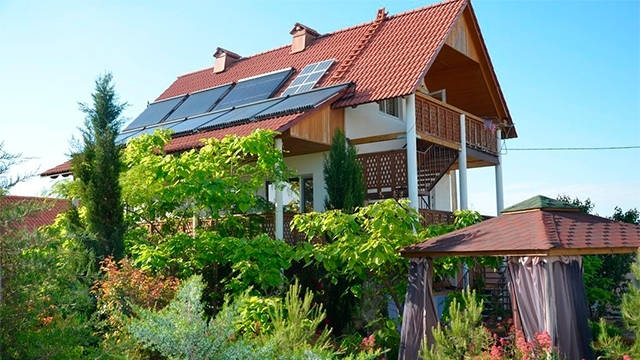 Мини Отель Соната Оленевка, Крым