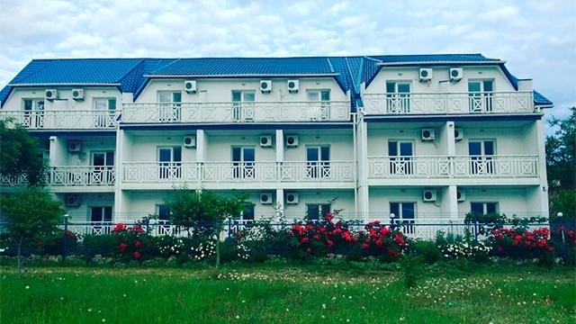 Отель Ekvator Holiday Оленевка, Крым