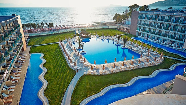 Отель KAIRABA Bodrum Princess and Spa 5*