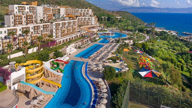 Отель Kefaluka Resort Ultra All Inclusive 5*