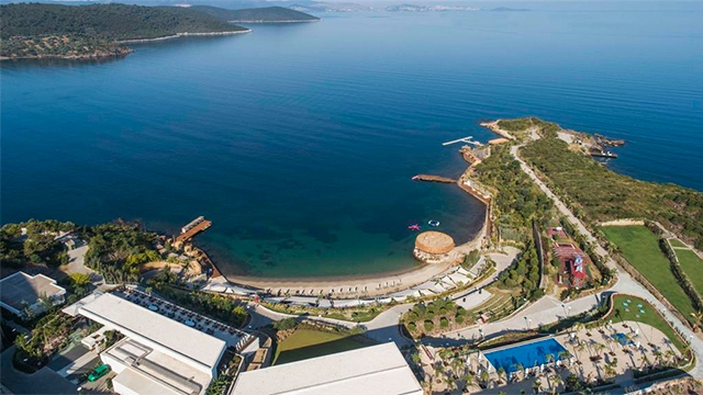 Отель LUX Bodrum Resort & Residences 5*