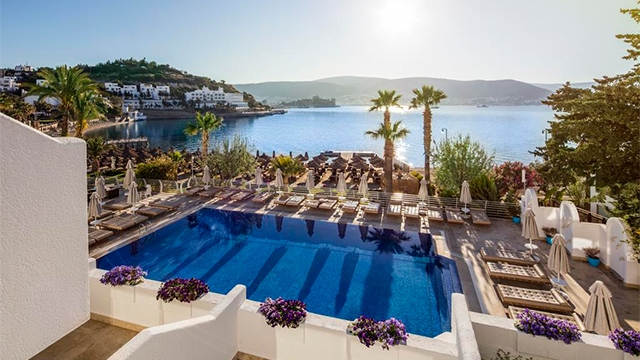 Отель Voyage Bodrum Hotel Adult Only 5*