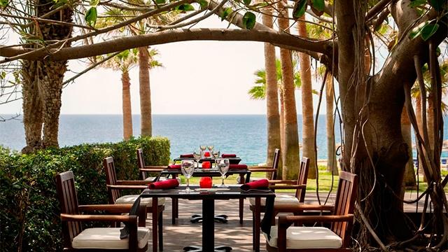 Отель Azia Resort & Spa 5* Пафос, Кипр