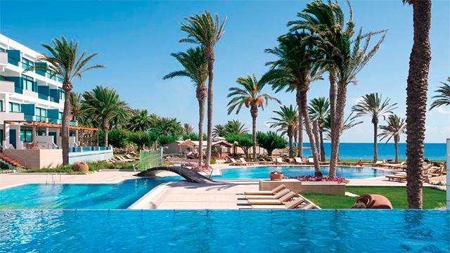 Отель Constantinou Bros Asimina Suites Hotel 5* Пафос, Кипр