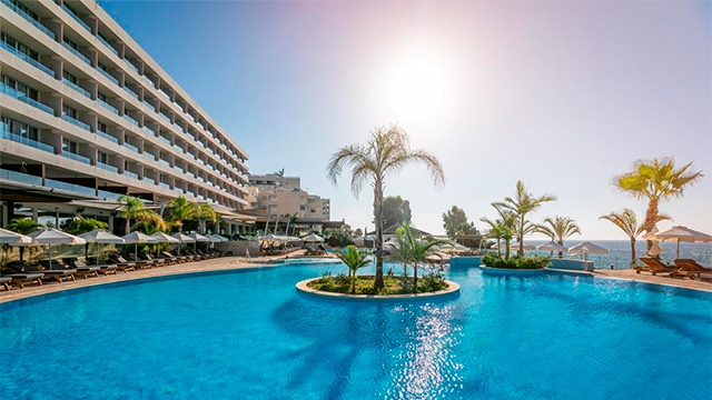 Отель The Royal Apollonia 5* Лимасол, Кипр