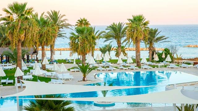 Отель Venus Beach Hotel 5* Пафос, Кипр